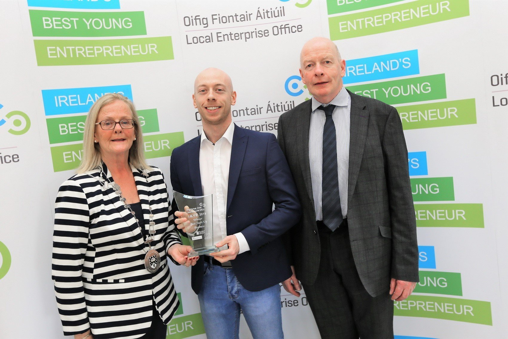 Ireland's Best Young Entrepreneur 2019 Sligo Final